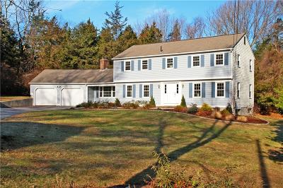 East Greenwich Single Family Home For Sale: 1145 Middle Rd