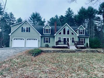 Coventry Single Family Home Act Und Contract: 6488 Flat River Rd