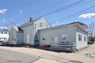 Pawtucket Multi Family Home For Sale: 161 Mendon Av