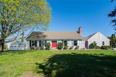Bristol County Single Family Home Act Und Contract: 11 Stonegate Rd