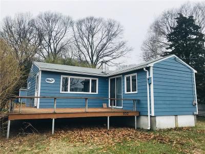 Newport County Single Family Home For Sale: 032 Fairview Av