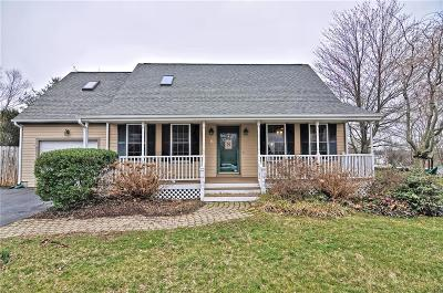 Middletown Single Family Home Act Und Contract: 15 John Kesson Lane