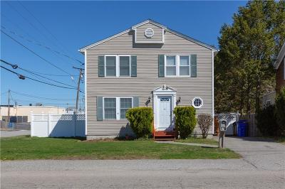 Pawtucket Single Family Home For Sale: 26 Manton St