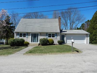 Coventry Single Family Home For Sale: 3 Tero Dr