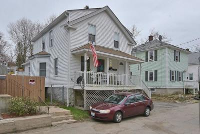 Multi Family Home Act Und Contract: 17 - A & B Walnut St