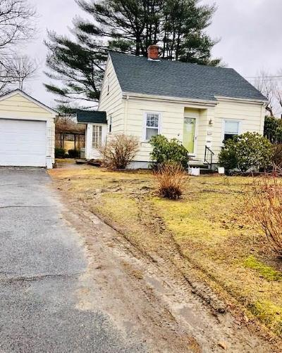 Tiverton Single Family Home Act Und Contract: 1358 Main Rd