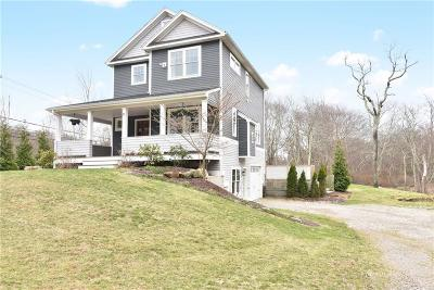 South Kingstown Single Family Home Act Und Contract: 10 Legend Rock Rd