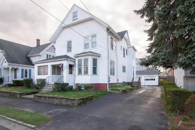 Cranston Multi Family Home For Sale: 147 Orchard St