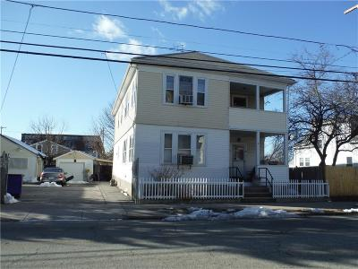 Providence Multi Family Home For Sale: 84 - 86/88 Hawkins St