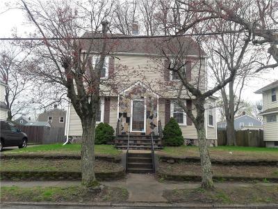 Cranston Single Family Home For Sale: 86 Westwood Av