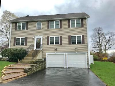Providence County Single Family Home For Sale: 62 Highland St