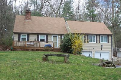 Burrillville Single Family Home For Sale: 245 Knibb Rd