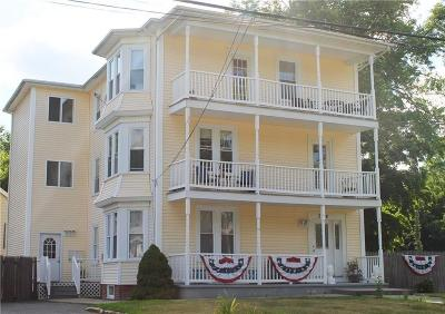 Providence County Condo/Townhouse For Sale: 394 Great Rd, Unit#2 #2