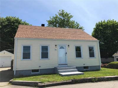 Middletown Single Family Home For Sale: 69 West Main Rd
