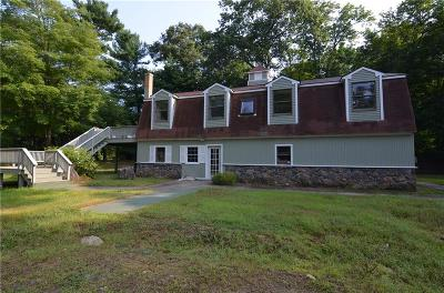Scituate Single Family Home For Sale: 17 Fairground Wy