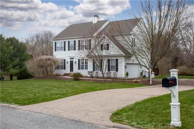 South Kingstown Single Family Home For Sale: 64 Day Lily Cir