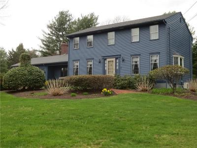 Smithfield Single Family Home For Sale: 3 Apple Orchard Lane