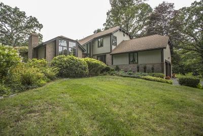 Seekonk Single Family Home For Sale: 201 Carpenter St