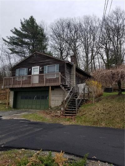 Exeter Single Family Home For Sale: 564 County Trl