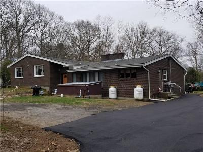Exeter Single Family Home For Sale: 568 County Trl