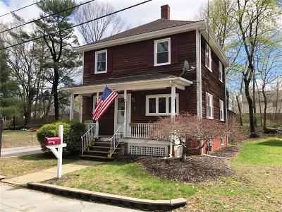 Attleboro Single Family Home For Sale: 113 Hackett Av