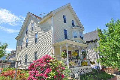 Providence County Multi Family Home For Sale: 63 Cypress St