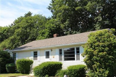 Middletown Single Family Home For Sale: 1 Wood Rd