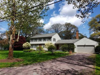 Bristol County Single Family Home Act Und Contract: 6 Tallwood Dr