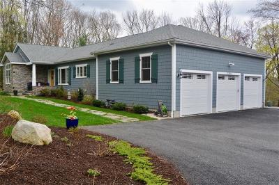 Cumberland Single Family Home For Sale: 3250 Diamond Hill Rd