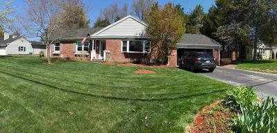 Kent County Single Family Home For Sale: 85 Pocahontas Dr