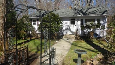 Glocester Single Family Home For Sale: 276 Cooper Rd