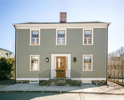Newport Single Family Home For Sale: 42 Walnut St