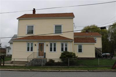 Providence County Multi Family Home For Sale: 146 Mill St