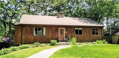 Coventry Single Family Home For Sale: 266 Hill Farm Rd
