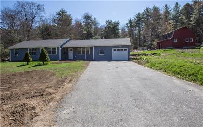 Providence County Single Family Home For Sale: 23 South Killingly Rd