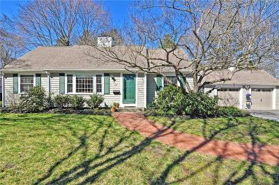 Bristol County Single Family Home Act Und Contract: 22 Thomas St