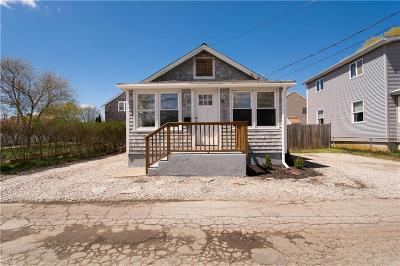 Portsmouth Single Family Home Act Und Contract: 108 Ormerod Av