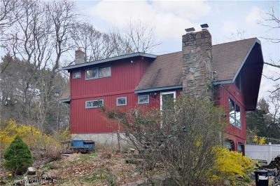 South Kingstown Single Family Home For Sale: 3175 Tower Hill Rd