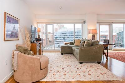Providence Condo/Townhouse For Sale: 200 Exchange St, Unit#913 #913