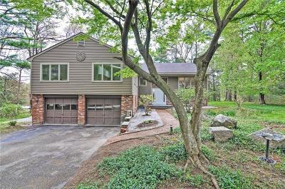 West Greenwich Single Family Home Act Und Contract: 14 Pine Tree Lane
