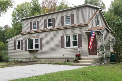 Glocester Single Family Home For Sale: 277 Cooper Rd