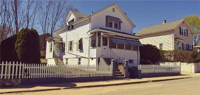 West Warwick Single Family Home For Sale: 10 Wilson St
