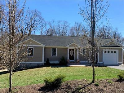 Cumberland Single Family Home For Sale: 14 Park View Trl