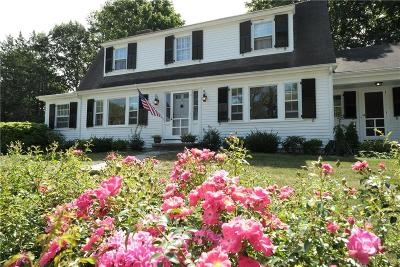 Bristol County Single Family Home For Sale: 1 Oxford Rd