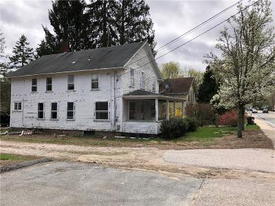 Single Family Home For Sale: 1082 Main St