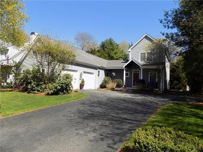 North Kingstown Single Family Home For Sale: 150 Wickford Point Rd