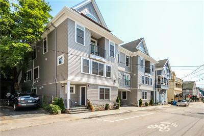 Newport Condo/Townhouse For Sale: 636 Thames St, Unit#2 #2