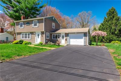 Woonsocket Single Family Home For Sale: 396 Knollwood Dr