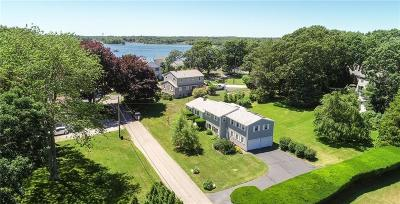 Narragansett Single Family Home Act Und Contract: 11 Arrowhead Rd