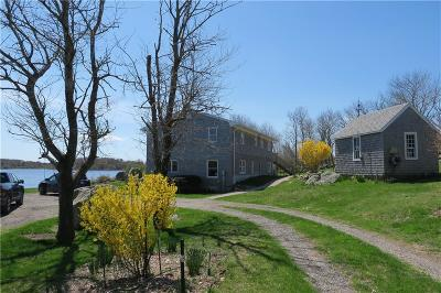 Block Island Single Family Home For Sale: 1037 Sands Pond Lane